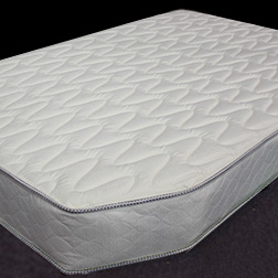 Notched Mattress